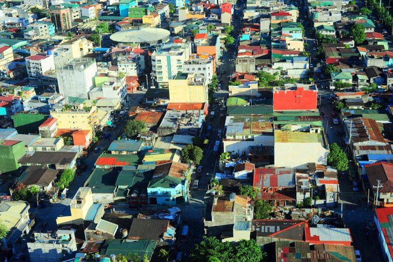 Manila residential area