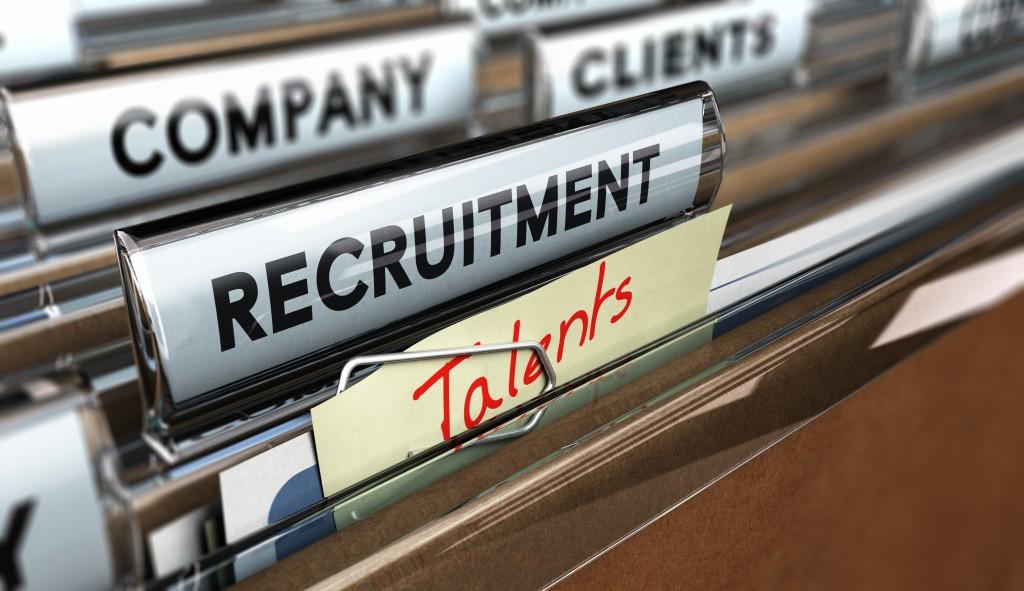 recruitment files